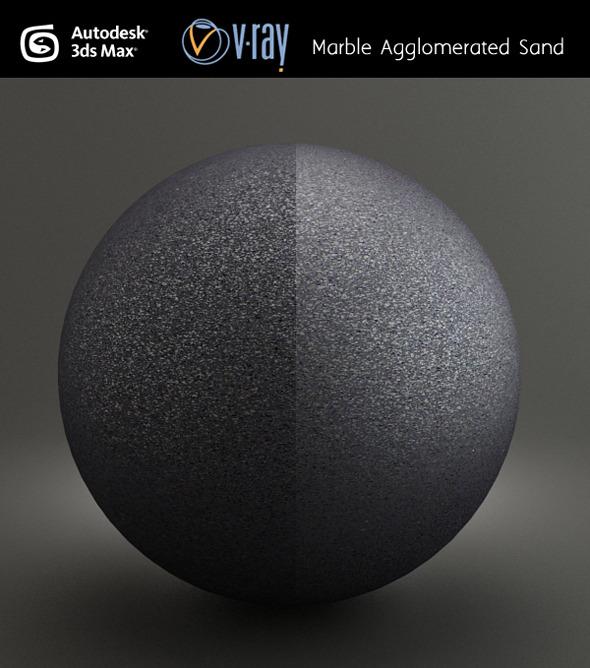 3DOcean Marble sand 3357692