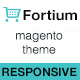 Fortium – Responsive magento theme