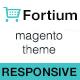Fortium – Responsive magento theme  Free Download