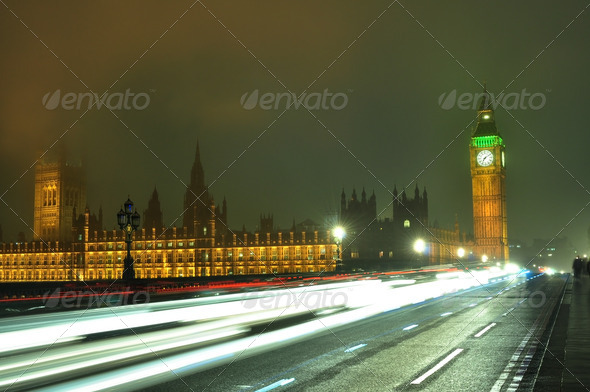 big ben - Stock Photo - Images