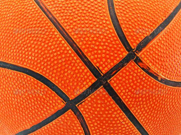 Basketball Ball - Stock Photo - Images