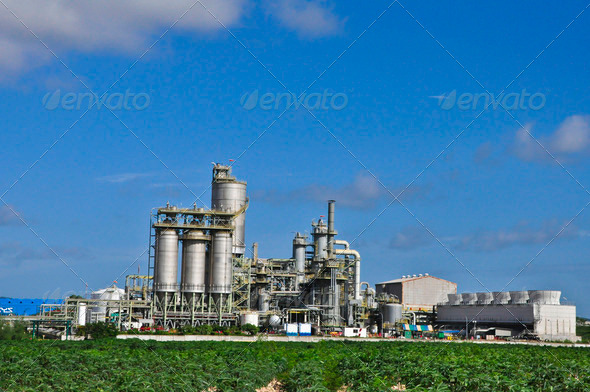 Chemical industrial - Stock Photo - Images