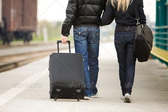 Travelers - Stock Photo - Images