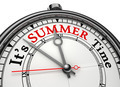 summer time concept clock - PhotoDune Item for Sale
