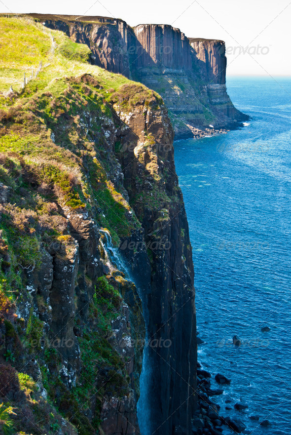 Isle of Skye - Stock Photo - Images