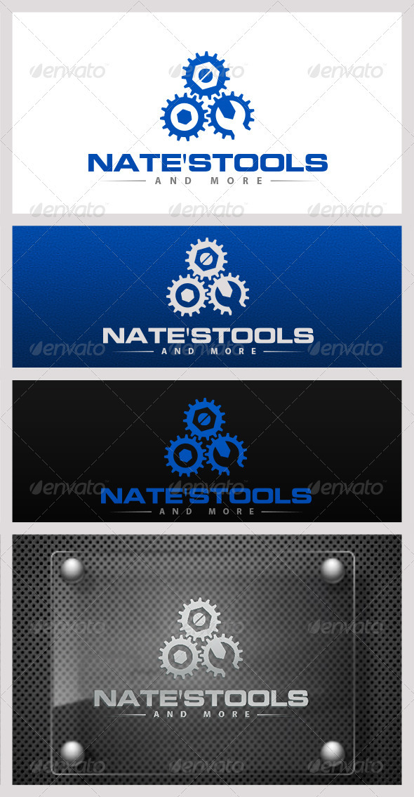 GraphicRiver Nate s Tools 3358829