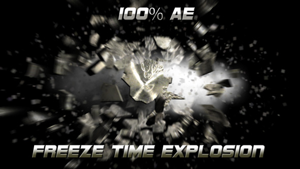 Freeze Time Explosion