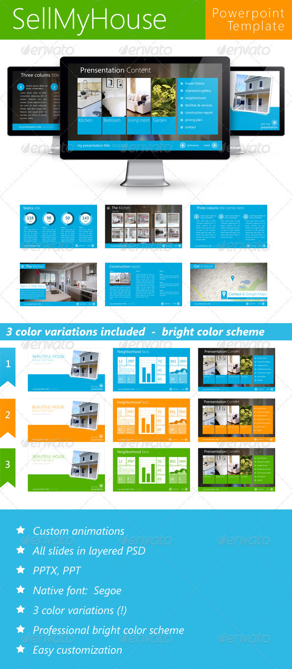 GraphicRiver Sell My House Metro 3359916