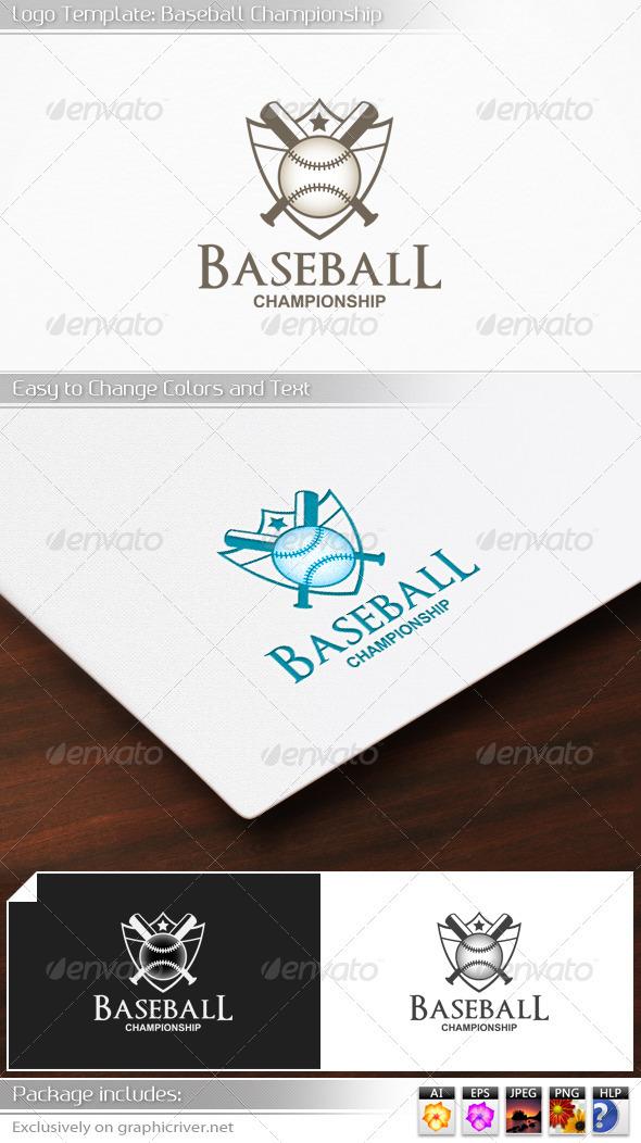 GraphicRiver Baseball Championship 3359985