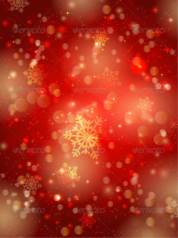 GraphicRiver Christmas background 3360865