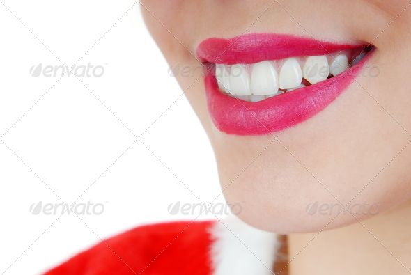 Healthy teeth - Stock Photo - Images