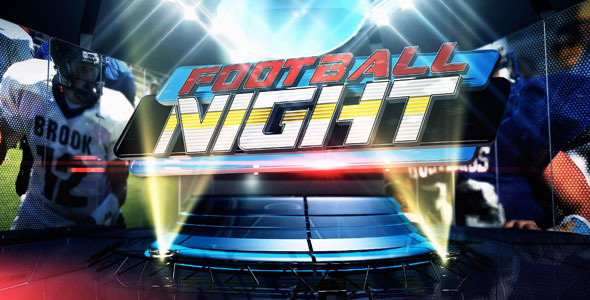 After Effects Project - VideoHive Sport Night Opener 3361246