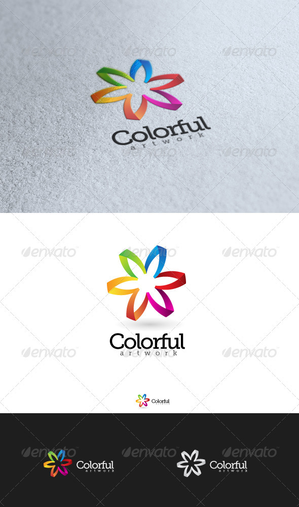 GraphicRiver Colorful Artwork 1 3362972
