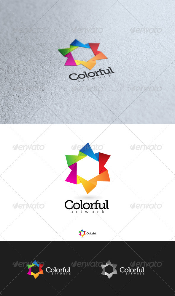 GraphicRiver Colorful Artwork 2 3362975