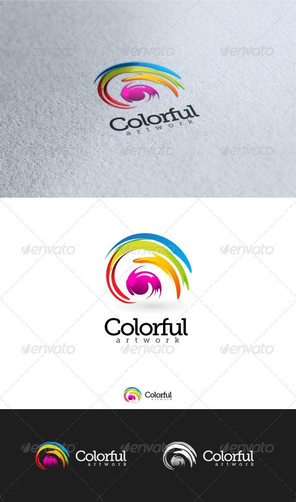 GraphicRiver Colorful Artwork 3 3362980