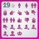 19 AI and PSD User Icons - GraphicRiver Item for Sale