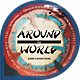 Music & Event Flyer - Around the World - GraphicRiver Item for Sale