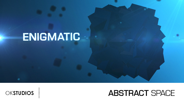 After Effects Project - VideoHive Abstract Space 3087600