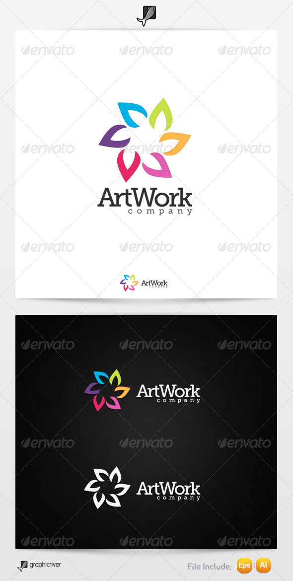 GraphicRiver Artwork Company 2 3365395