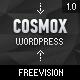 COSMOX - Multipurpose WordPress Theme
