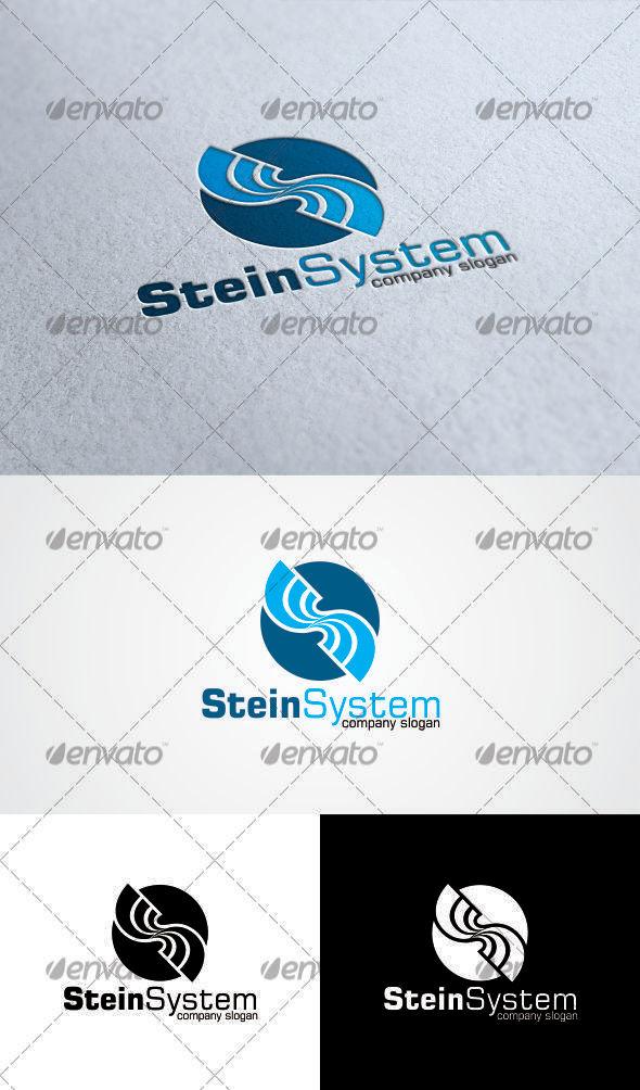 GraphicRiver Stein System Logo 3366633
