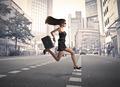Fashionable Run