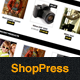 ShopPress: Responsive WooCommerce WordPress Theme - ThemeForest Item for Sale