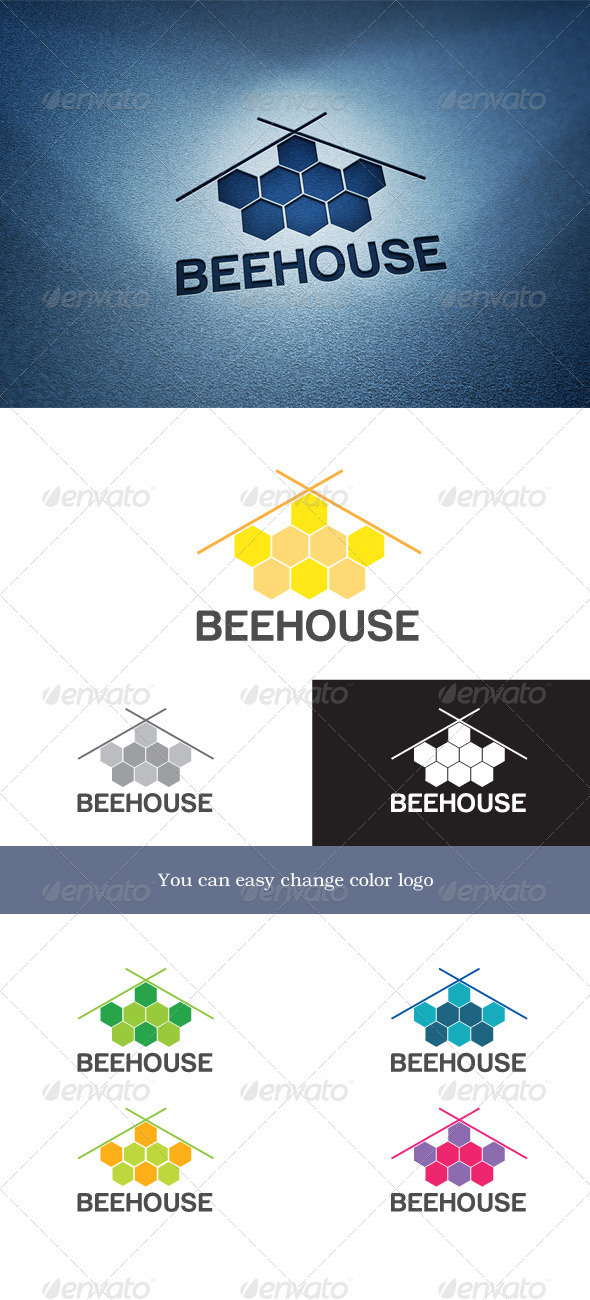 GraphicRiver BeeHouse 3368604