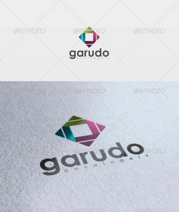 GraphicRiver Garudo Logo 3369936