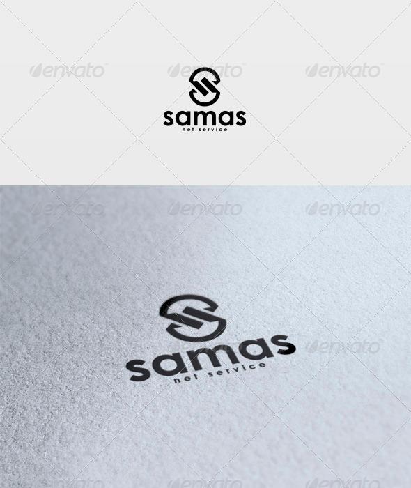 GraphicRiver Samas Logo 3370156