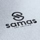 Samas Logo - GraphicRiver Item for Sale