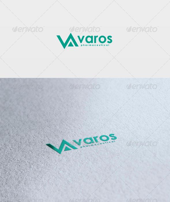 GraphicRiver Varos Logo 3370219
