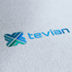 Tevian Logo - GraphicRiver Item for Sale
