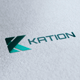 Kation Logo - GraphicRiver Item for Sale