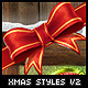 Christmas Photoshop Styles V2 - GraphicRiver Item for Sale