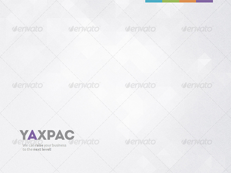 Yaxpac PowerPoint Presentation Template