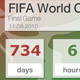 Countdown Timer - FIFA World Cup 2010 Final - ActiveDen Item for Sale