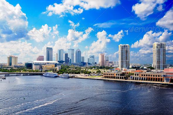 PhotoDune Tampa Florida 3371097