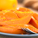 Caramelized Sweet Potato Wedges - PhotoDune Item for Sale