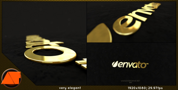 VideoHive Gold Logo 3372781