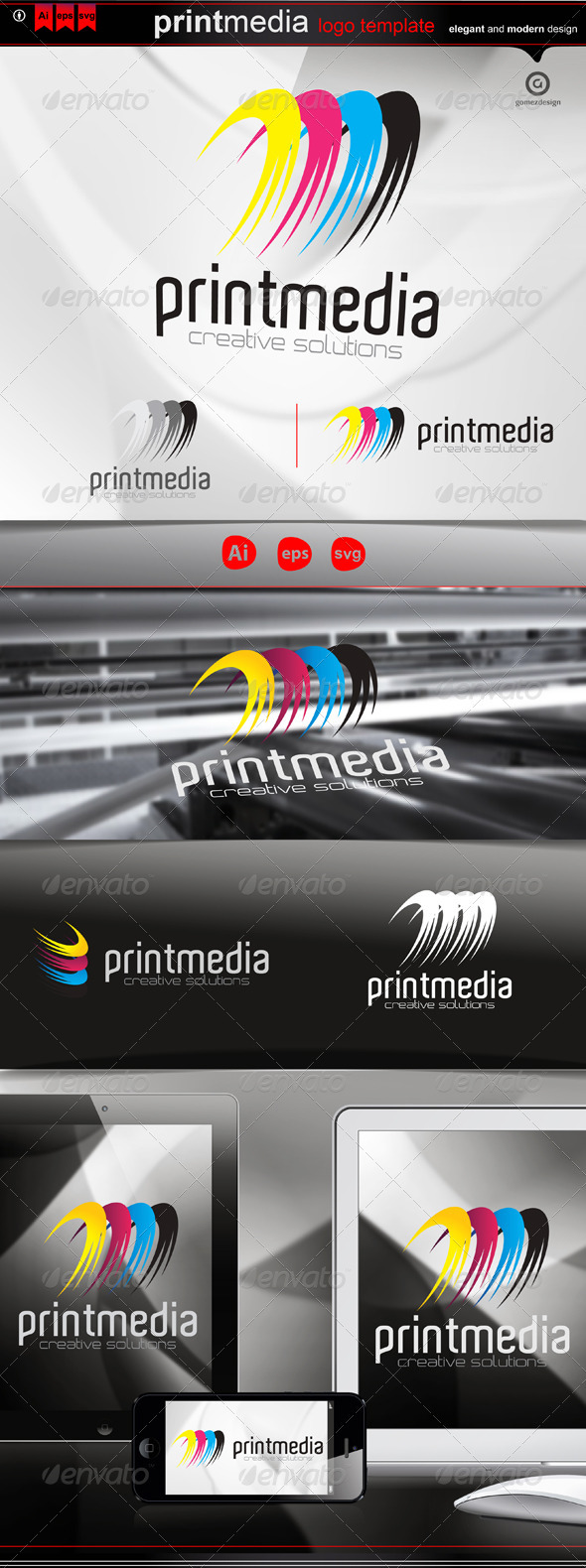 GraphicRiver Print Media 3373078