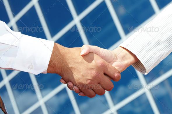 PhotoDune Handshaking 363531
