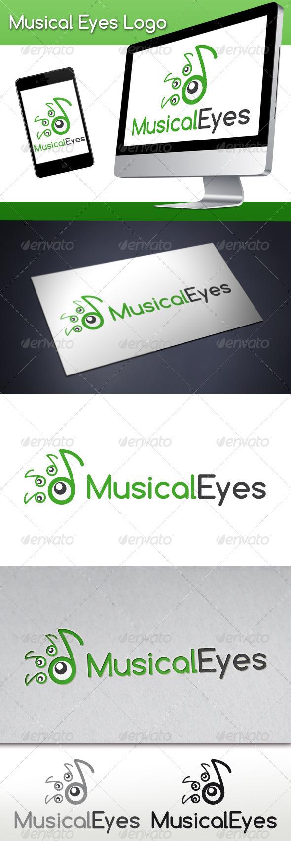 Musical Eyes Logo