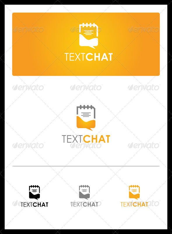 GraphicRiver Text Chat 3372342