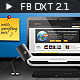 FB Desktop 2.1 - GraphicRiver Item for Sale