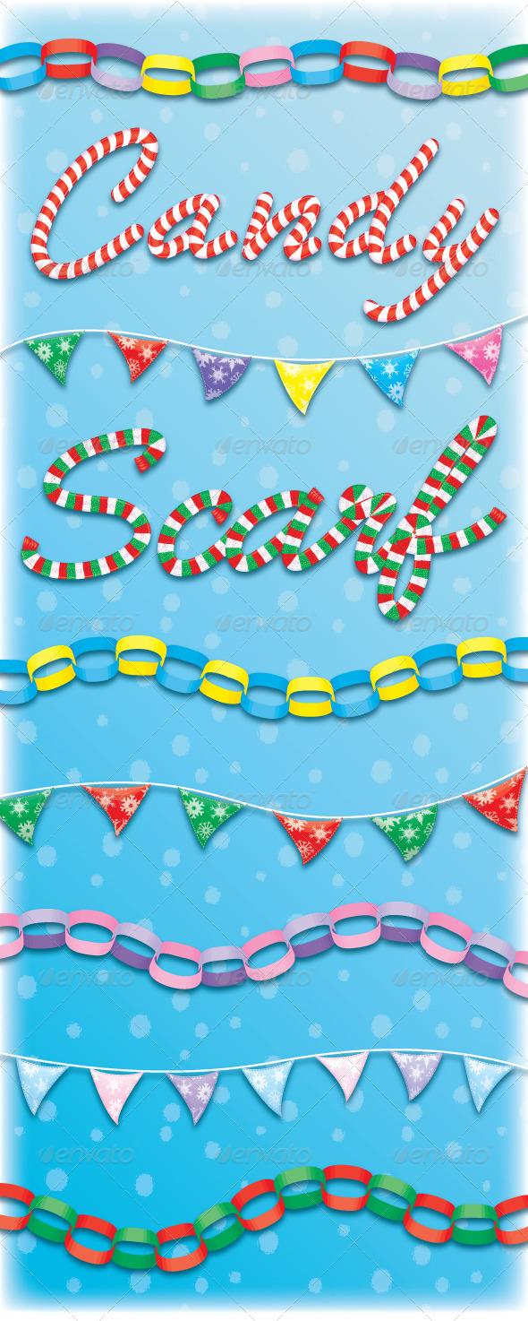 GraphicRiver Christmas Brushes 3376167