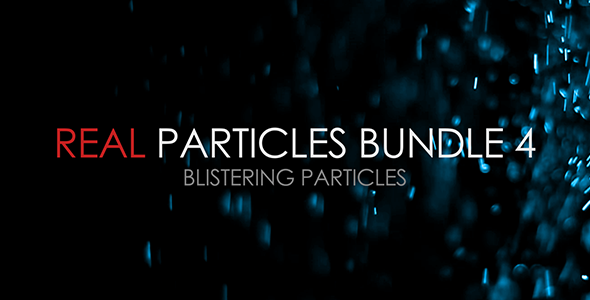 Real Particles Bundle 4 Blistering Particles