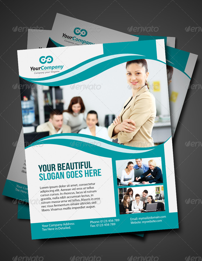 Multipurpose Business Flyer 3