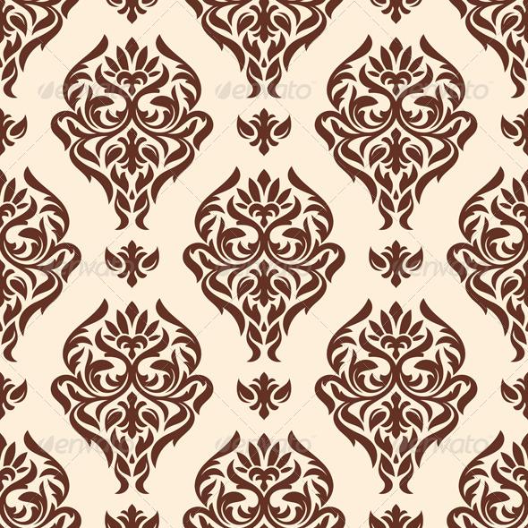 GraphicRiver Seamless Retro Wallpaper 3377836