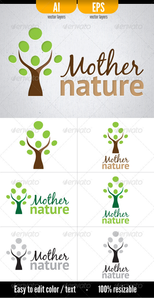 GraphicRiver Mother Nature 3378392